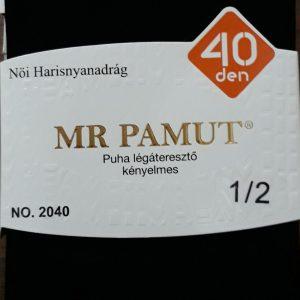 Mr Pamut microfibra harisnyanadrág