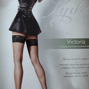 Lydia necc combfix nagyobb rácsos (Viktoria)