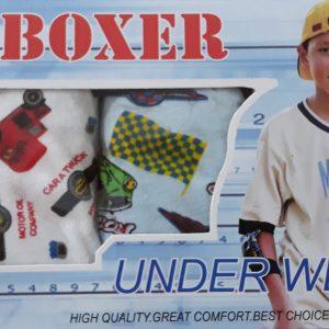 Z Boxer fiú alsó 3 db/csomag