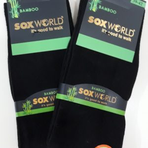 SoxWorld bambusz bokazokni