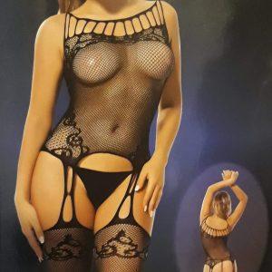 Erotikus átlátszó necc fehérnemű