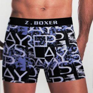 Z Boxer mintás testhezálló boxeralsó